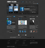 Social Alert Apps by nyukdesign