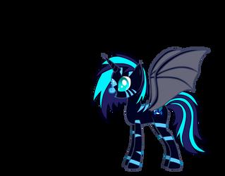 Kasumi Pony by Fire-Dragon10