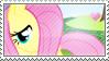 MLP: Fluttershy stamp by Janbearpig