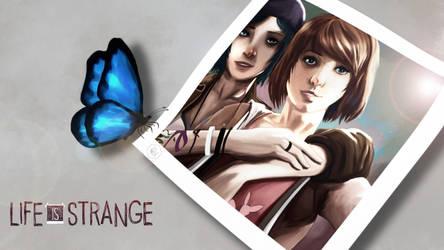 Life is strange by Gkoumas
