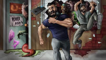 Terror (Unboxholics) by Gkoumas