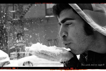 Snow by Dem-M