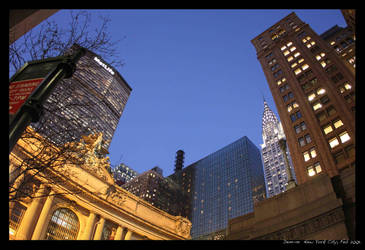Grand Central by Dem-M