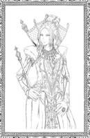 No Crown: Reine Miria Victoire Beauharnais Malaga by bmesias063