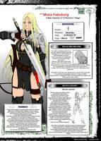 A Phantom's Trilogy (APT) Official Miata Coloured by bmesias063