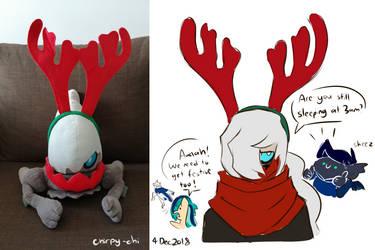 Christmas Rai by Chirpy-chi