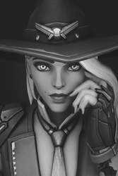 Ashe Photoshoot by Miki9559