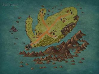 The Dreadful Peaks- Grey Marrow by VigoSinger