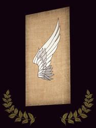 Flag- Alv' Pluing (Aerids) by VigoSinger