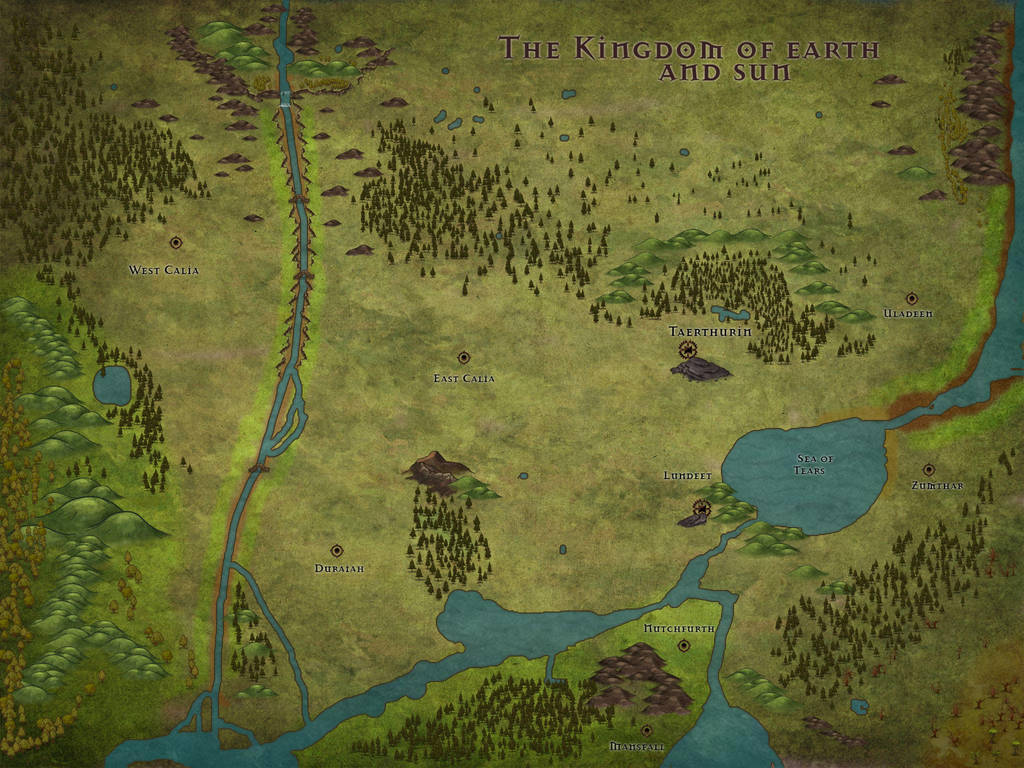 Kingdom of Earth and Sun by VigoSinger