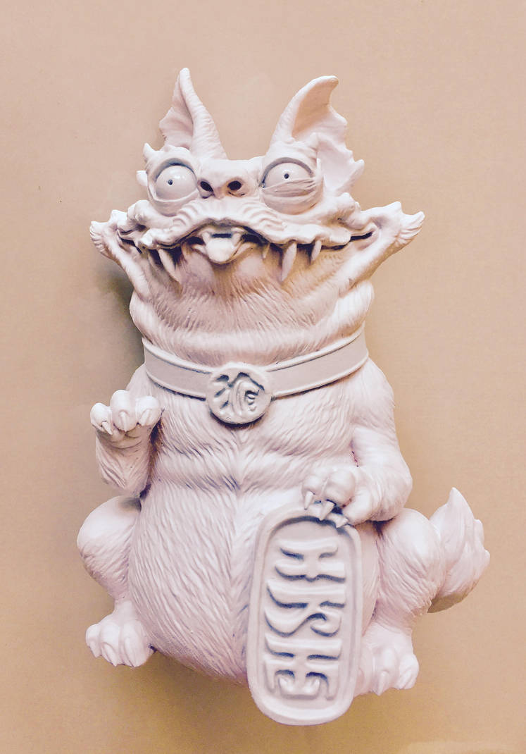 Grits FX monster charm by gritsfx