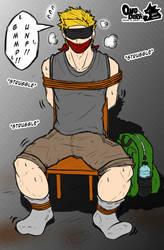 Kidnapped Boy by Onodera-kun