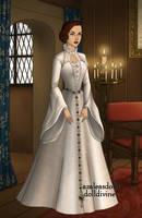 Princess Leia by menolikee