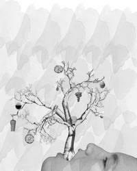 Food Tree by saberman22