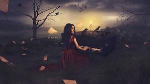 Raven Song by Jeni-Sue