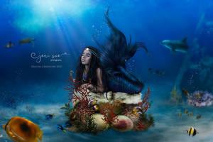Peaceful Paradise by Jeni-Sue