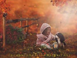 Autumn Burst by Jeni-Sue
