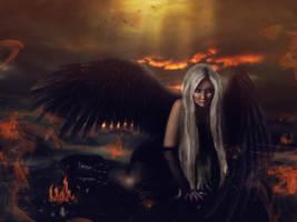 Dark Angel by Jeni-Sue