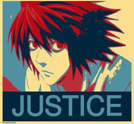 Death Note - Ryuzaki is Hope by TheSyFyFan