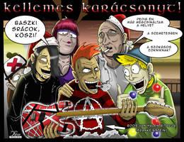 Rocker karacsony by PriemRyeest