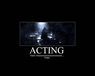 Acting by R3dlazer
