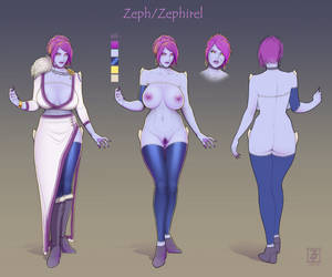 Zeph ref sheet by Zepht7
