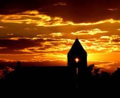 Somnolent Sun by antgenn