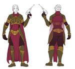 Bikini Turned Armor by zokwani