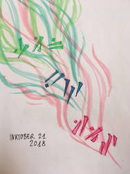 Inktober 2018 - 21 by zokwani