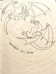 Inktober 2018 - 27 by zokwani