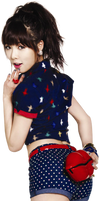 Hyuna (4minute) PNG Render by classicluv