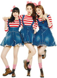 Orange Caramel PNG Render by classicluv