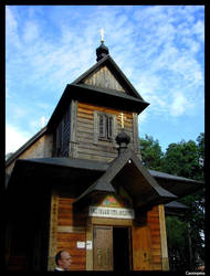 Grabarka - Orthodox Church by Silliness