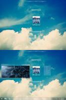 Beyond the Eternal Skies by HyperionLynx