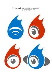 xmms2 logo concept 2 by daj