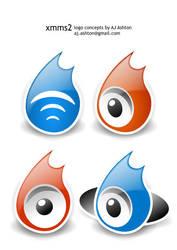 xmms2 logo concept 3 by daj