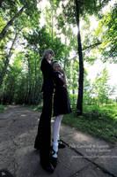 Malfoys: Slytherin look by palecardinal