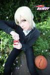 Kurobasu: Kise + cola by palecardinal