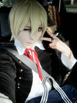 Tamaki: schoolboy dandy by palecardinal