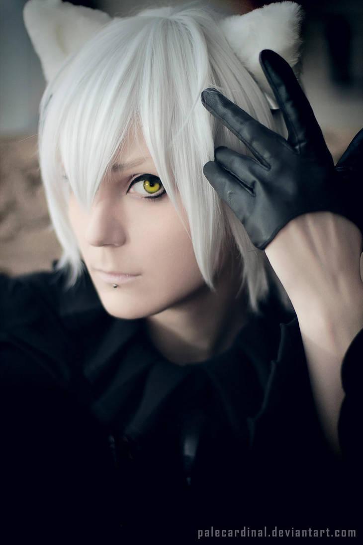 Kitsune Eyes SS by palecardinal