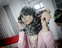 I'm Assassin. Leopard Assassin XD by palecardinal