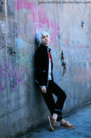 K Project: my Shiro :3 by palecardinal