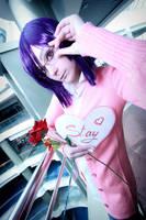 Gundam Meister of roses by palecardinal