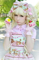 Lazurit Lolita by palecardinal