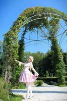 Summer Lolita by palecardinal