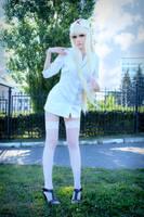 X JAPAN Yoshiki Nurse by palecardinal