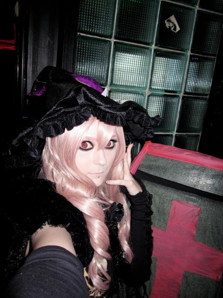 Witch Cardinal by palecardinal