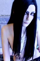Goth boy by palecardinal