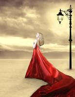 Waiting by EnchantedHawke