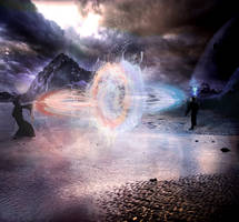 Duel by EnchantedHawke